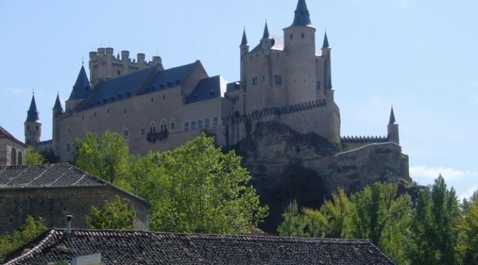 白雪姫の城のモデルになったお城