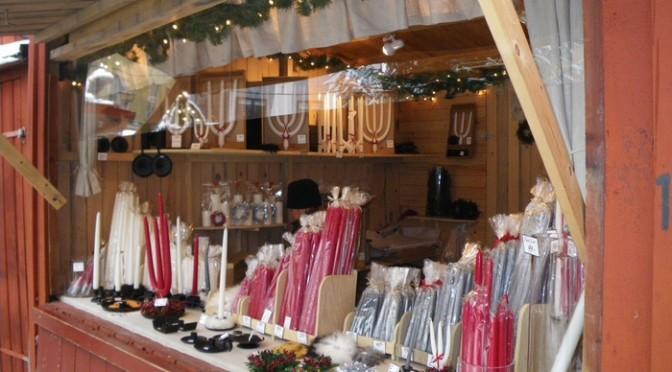 見てるだけで幸せになる、北欧のクリスマスマーケット