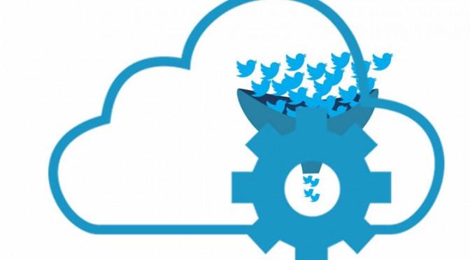 TwitterのAPIを使用する際にキーを取得する方法