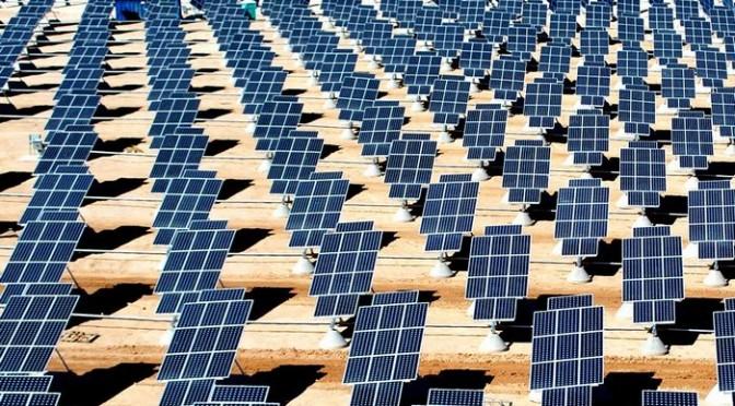 ソーラー発電が及ぼす被害、環境への影響