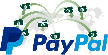 Paypalでの海外「オンライン支払い」時に手数料を安く済ませる裏技