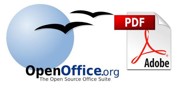 OpenOfficeでPDFファイルを無料で作る、WordやExcelから無料で変換する方法(Office2007など)