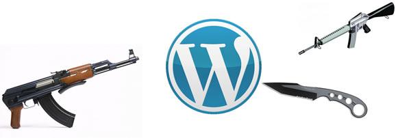 WordPressが外部からの攻撃で nav-menu.php が書き換えられた場合の対処法